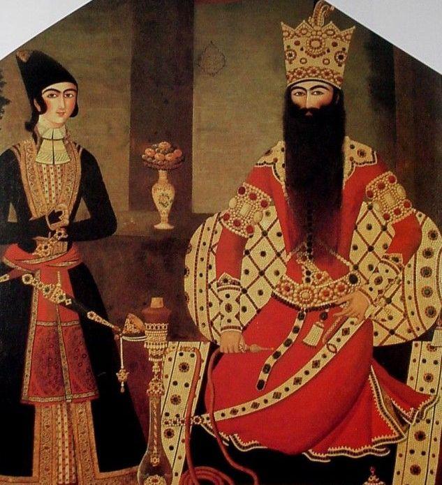 وقتی شاه با ناز کشور را می فروخت