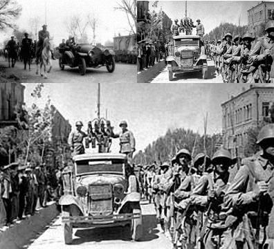 سالهای اشغال ایران پس از جنگ جهانی دوم