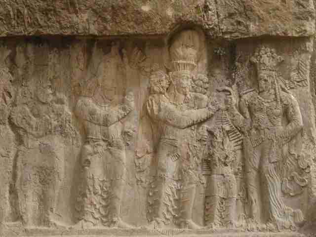 بازخوانی پادشاهان سلسله ساسانی