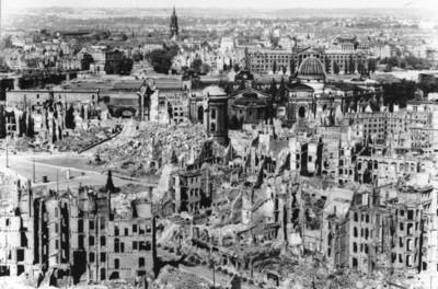 بمباران انسانیت