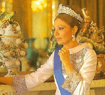 لوازم تفریح ملکه دربار