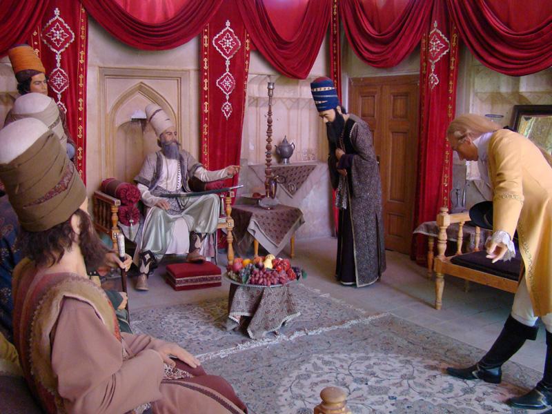 حکایت تاریخی از شکار اغا محمد خان و یاد کریم خان زند