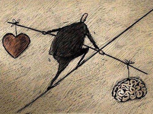 کارتون/ دل و عقل