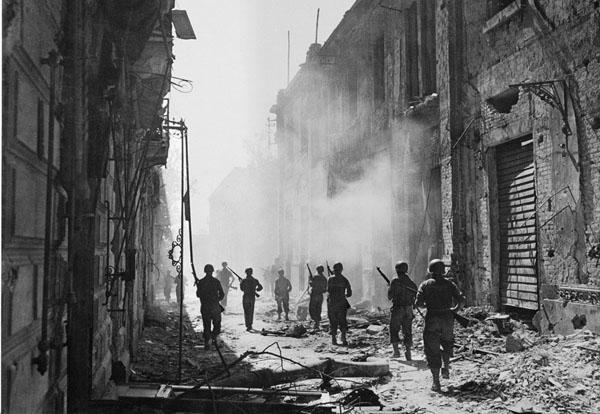 تصرف ایتالیا در جنگ جهانی دوم