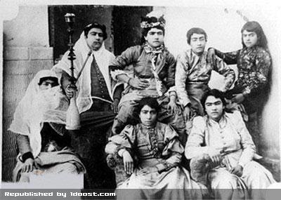 نخستین طراح مد ایرانی