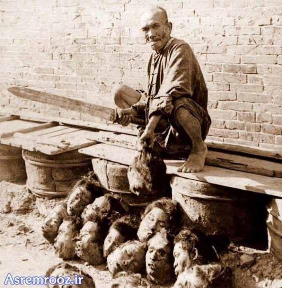 شورش بوکسورهای چینی علیه امپریالیسم بریتانیا