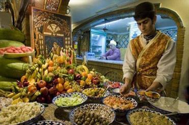 گردشگری ایران بدون طعم غذاهای محلی