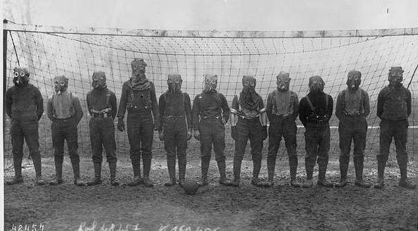 فوتبال با طعم ضد شیمیایی