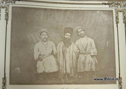 تفریحات قدیمی تهرانی ها
