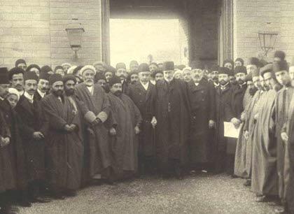 ادوار گوناگون تحزب در تاریخ معاصر ایران