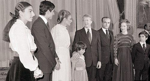 چرا جیمی کارتر به ایران آمد؟