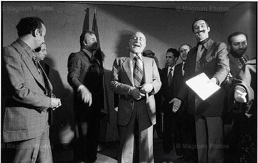 نفوذ اداره هشتم ساواک در دولت موقت