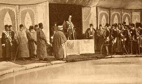سئوال میرزای قمی از فتحعلی شاه قاجار