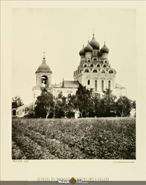 تصاویری از شهر مسکو و کاخ کرملین