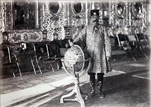 تصاویری از ناصرالدین شاه قاجار