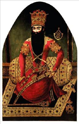 تصاویری دیدنی از فتحعلی شاه قاجار (آلبوم اول)