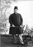 میرزا علیاصغر اتابک اعظم در سال 1317 قمری