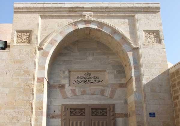 عکس/زیارتگاه جد پیامبر اعظم(ص) و حضرت علی(ع) در غزه