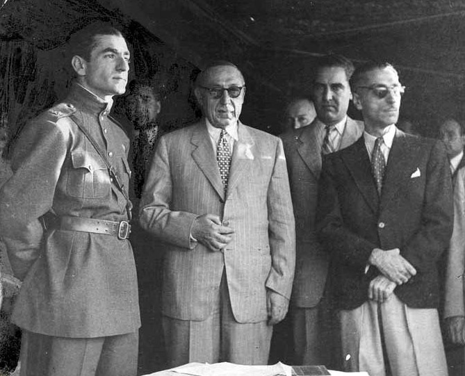 قوام السلطنه، دولتمرد قجری سلطنت پهلوی