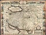 عکس/نقشه ایران باستان
