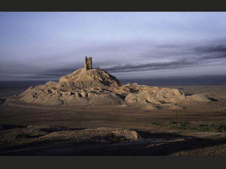 شهری که برج بابل از روی آن ساخته شده است + عکس