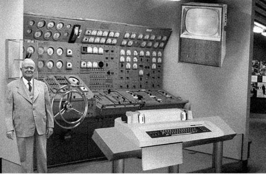 عکس/اولین کامپیوتر شخصی جهان