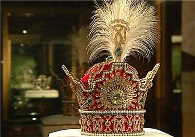 عکس/جواهرات سلطنتی ایران