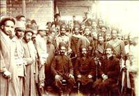 نقش ستارخان و باقر خان در نهضت مشروطه
