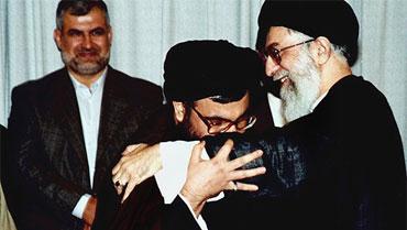 سردارسلیمانی حامل پیام تاریخی رهبر انقلاب به سید حسن نصرالله