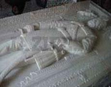 داستان تاریخی سنگ قبر ناصرالدین شاه