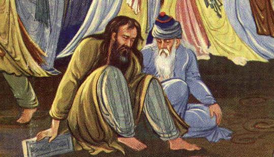 درخواست شمس و دردسر مولانا