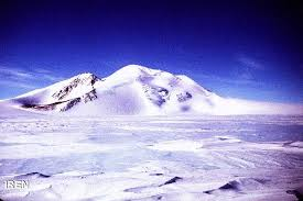 اولین نقشه قطب جنوب