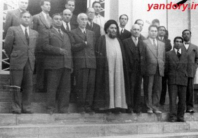 هیئت موسس جبهه ملی