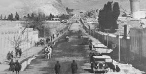 عکس/جاده قدیم شمیران دوره قاجار