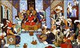 حکایت نگرانی پدرها از شیطنت جوانانه فرزندان شاه