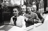 مصاحبه رادیویی دیکتاتور و همسرش با رادیو سوییس