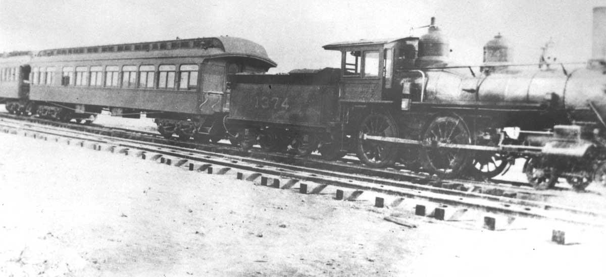 نخستین قطار دنیا