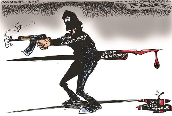 تلاش غرب برای راه انداختن جنگ تمدن ها