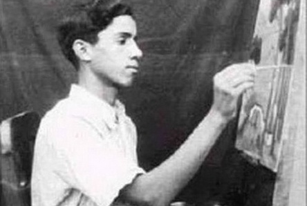 نخستین مدرسه نقاشی در ایران