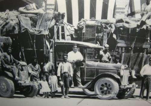 عکس/کامیون های قدیمی در ایران