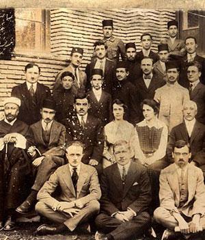 تاریخچه مدارس آمریکائی در ایران