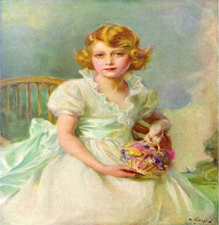 نقاشی جالب از ملکه