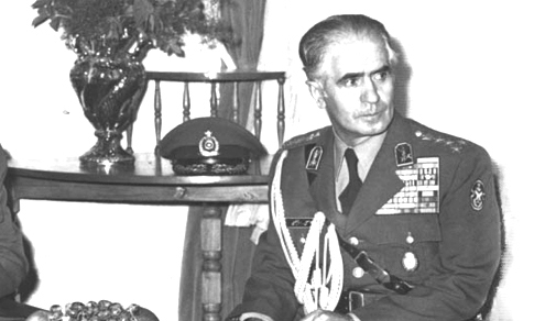 منفورترین چهرهی نظامی دورهی پهلوی