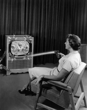 اولین کنترل تلویزیون را چه کسی ساخت؟