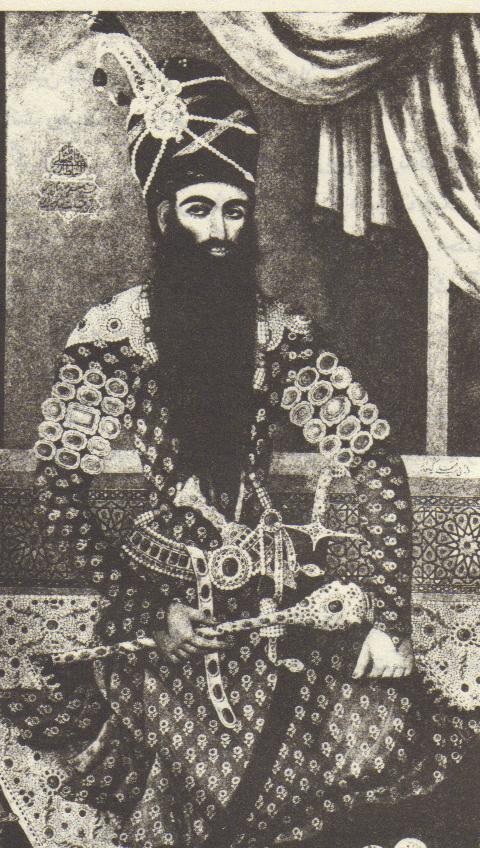 اولین جنگ فتحعلیشاه قاجار با روسیه