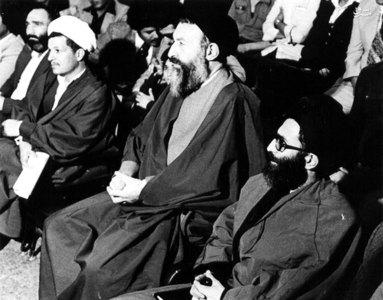 تصاویر/اولین حزبی که در جمهوری اسلامی