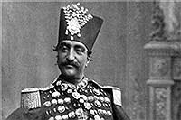 مخارج ناصرالدین شاه در یک سفر تفریحی
