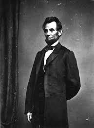 عکس/تیپ آبراهام لینکلن قبل از ترور