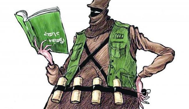 درک غلط گروه های افراطی از مفهوم جهاد