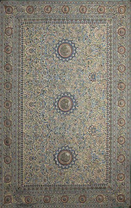 عکس/گرانقیمت ترین فرش تاریخ